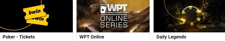 Bwin Poker promoties