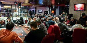 Poker toernooi in Casino de Namur