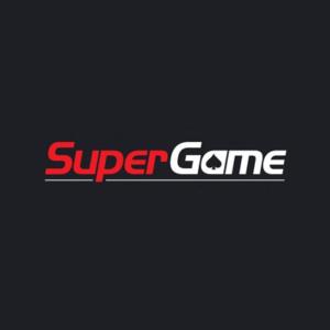 SuperGame logo
